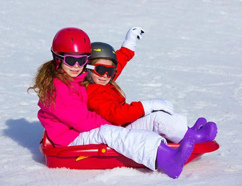 Sledding Safety: Important Steps to Avoid Injuries